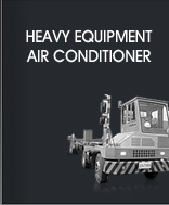 heavy equipment air conditioner